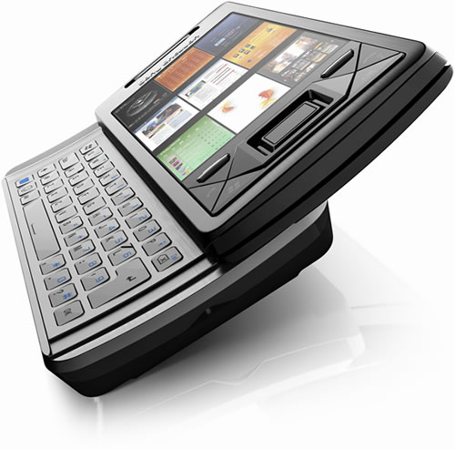 Sony Ericsson XPERIA X1 Hits