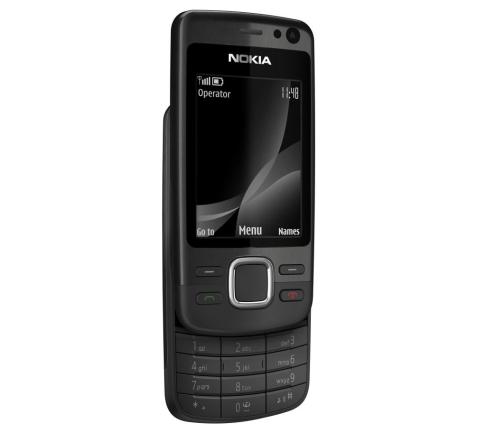 Nokia Introduces 6600i Slide Handset, Its Smallest 5 ...