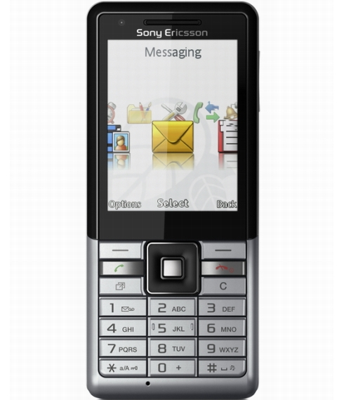 Sony Ericsson C901 and Naite Announced Today; First ...