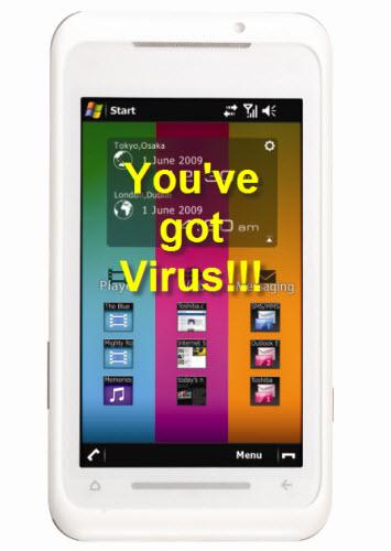 Toshiba-TG01-Virus