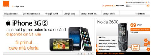 iPhone_3GS_Romania_lansare
