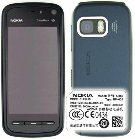 nokia-5800i-china