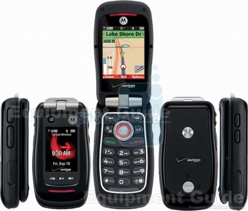 Motorola-Barrage-V860