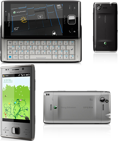 sony ericsson xperia x2a. xperia-x2-official