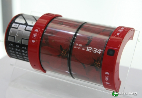Fujitsu_concept_phone_CEATEC_2009_1