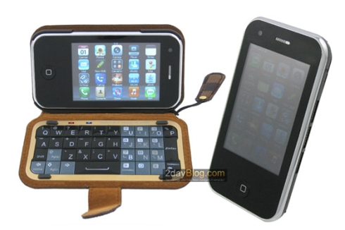 T2000, Your Average iPhone Clone    With QWERTY   GSMDome com