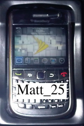 BlackBerryEssexSprint