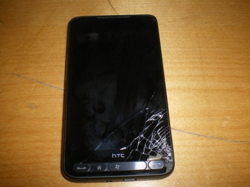 HTC_HD2_broken_1