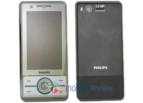 Philips-X605