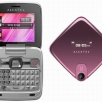 Alcatel Alcatel One Touch Ot 808 Glam Fashion Phone New Pink