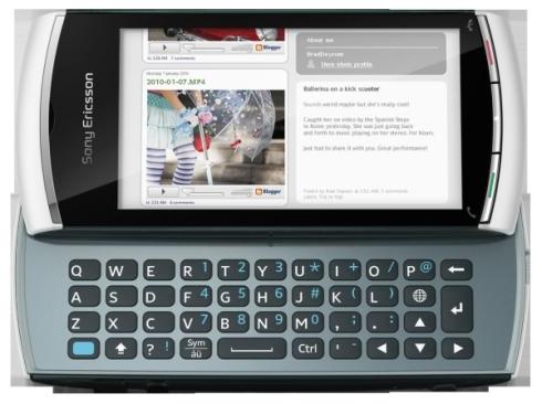sony ericsson vivaz pro price. Sony Ericsson Vivaz pro also