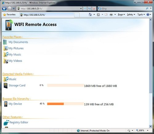 how to connect unified remote via wifi