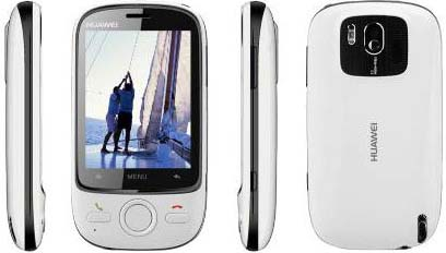 MWC 2010: Huawei Unveils First HSPA+ Android Smartphone ...