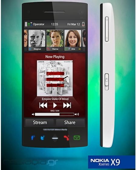 Nokia x9 китай инструкция
