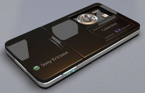 d73f62aabc4a56 iPhone 4 Design Based on Sony Ericsson Concept from 2007? | GSMDome.com