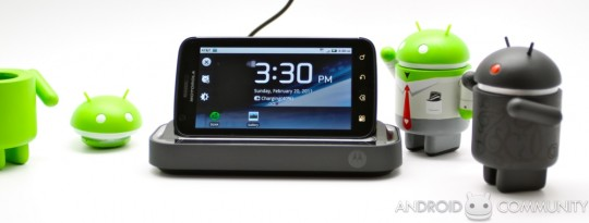 Motorola Atrix 4G HD Dock Gets Reviewed