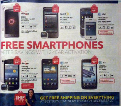 free phones on best buy for black friday. Black Bedroom Furniture Sets. Home Design Ideas