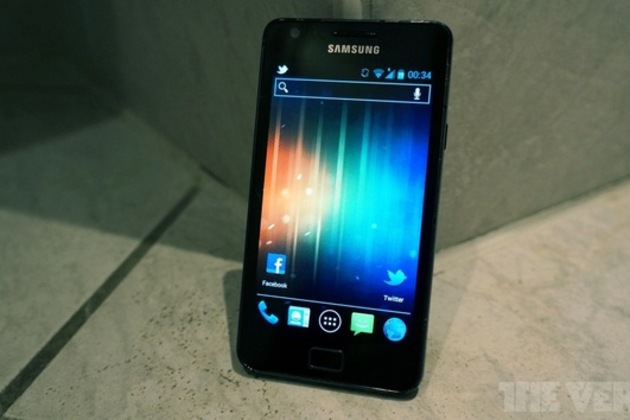 Android 4.0 Update Available on Samsung Galaxy S II ...