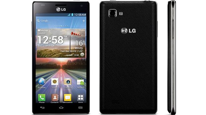 LG Optimus 4X
