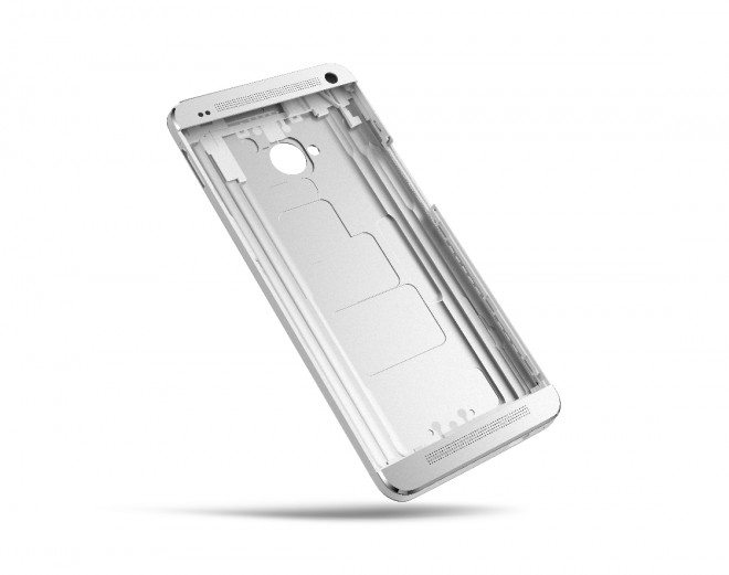 HTC One_Unibody_White