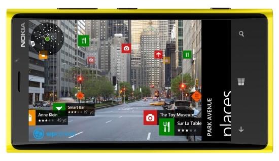 Nokia Maps AR
