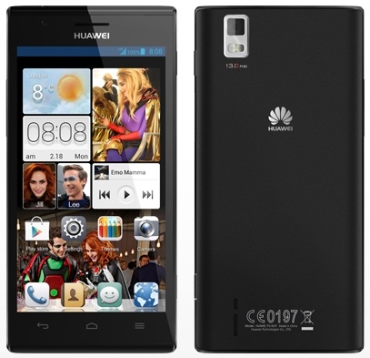Huawei-Ascend-P2-Three-UK-launch