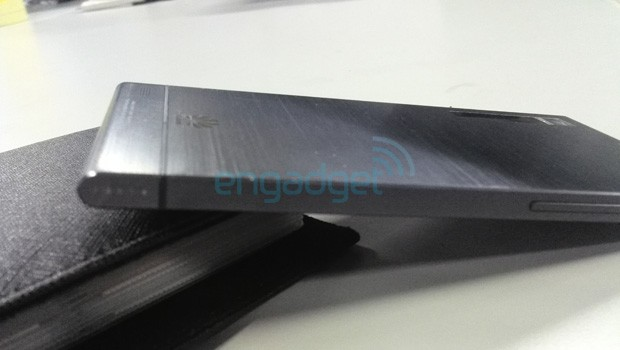 Huawei P6-U06 Leaks Again, This time With a Black Metallic ...