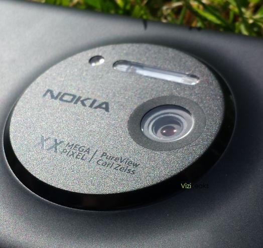 Nokia EOS lens