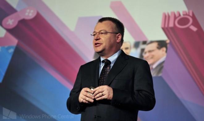 Stephen Elop Nokia