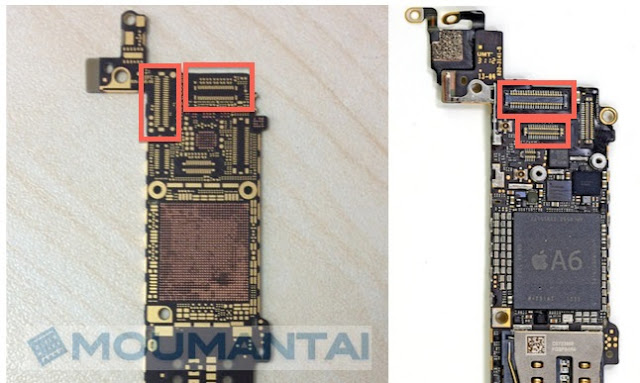 iphone 5s board