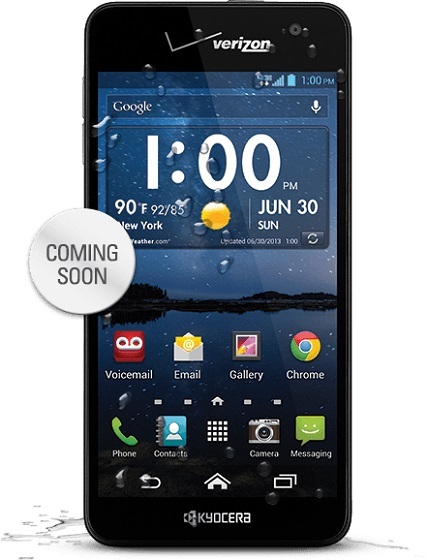Kyocera-Hydro-Elite-Verizon-launched