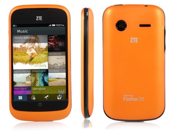 ZTE Open Firefox OS Phone Now Available in USA Priced at ...