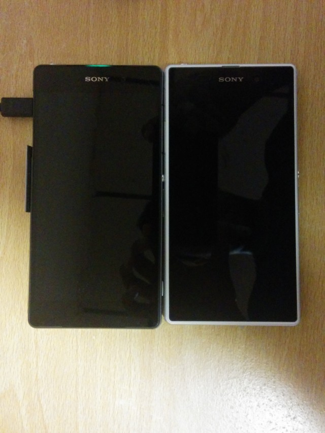Sony-Sirius-against-Xperia-Z1_2-e1390249239837-640x853