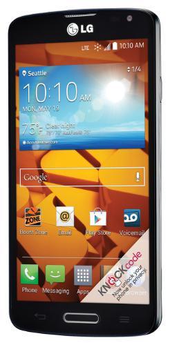 LG MobileComm USA Black