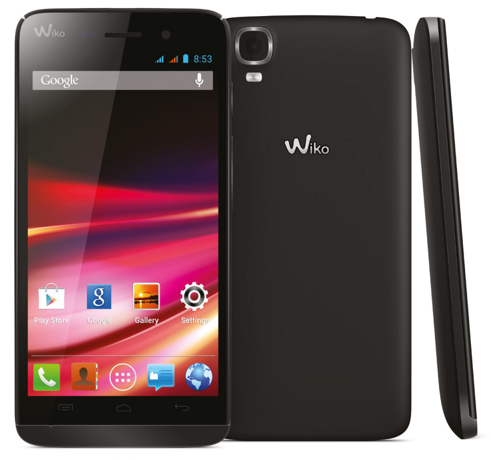 wiko fizz is an entry level smartphone with dual sim slots 89 euro price tag. Black Bedroom Furniture Sets. Home Design Ideas