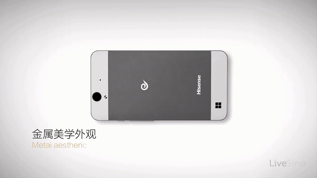 Hisense Unveils Its First Windows Phone Today: Dual SIM ...