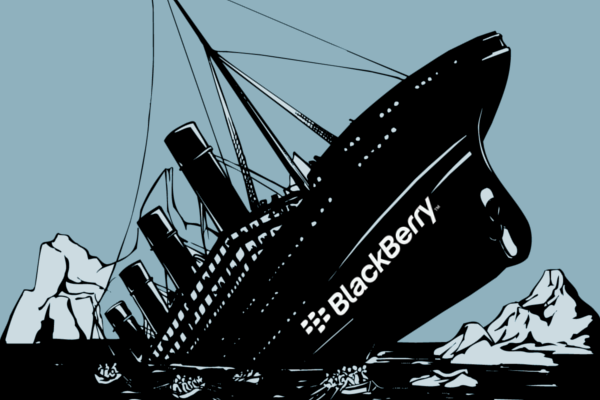 BlackBerry-Sinking-ship