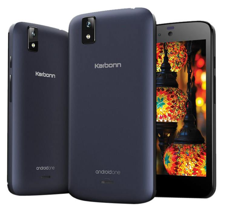 Karbonn Will Launch Another Android One Smartphone in December