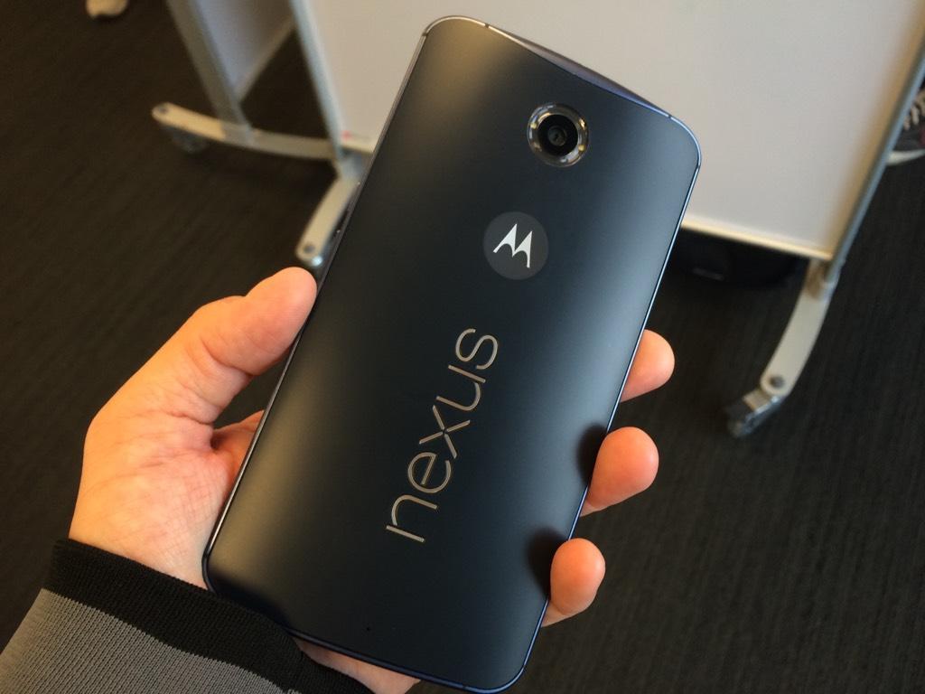 Case Design google nexus phone cases : Motorola Nexus 6 Criticized for Design Traits, Logo Placement ...
