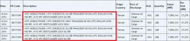 HTC-One-E8-EYE-spotted-Zauba1