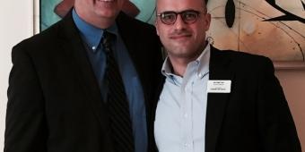 Brian Krzanich si Massimo Vian