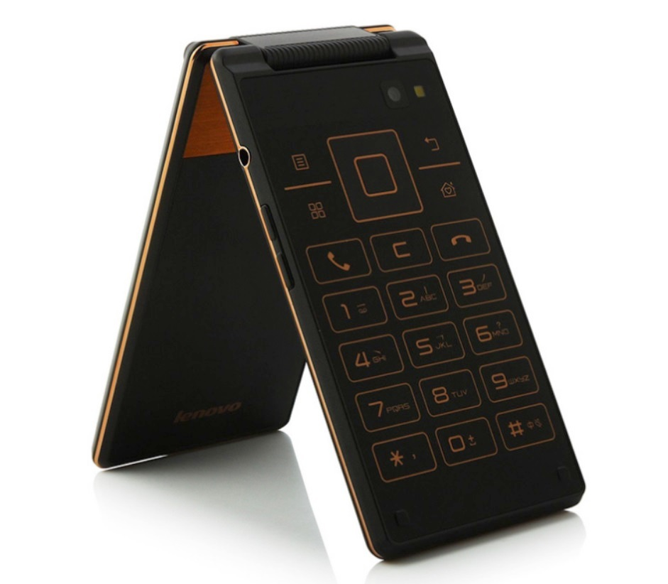 lenovo a588t totally reversible flip phone now on sale. Black Bedroom Furniture Sets. Home Design Ideas