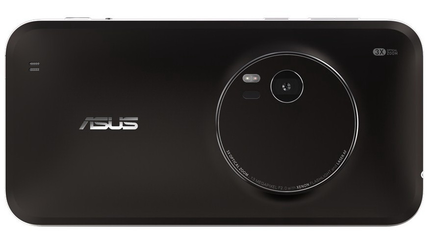 Ces 2015 asus debuts zenfone zoom 13 mp cameraphone with ois 3x