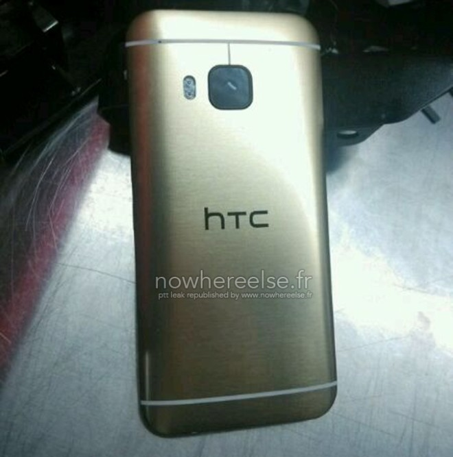 HTC-One-M9-2015-Coque-Or-00