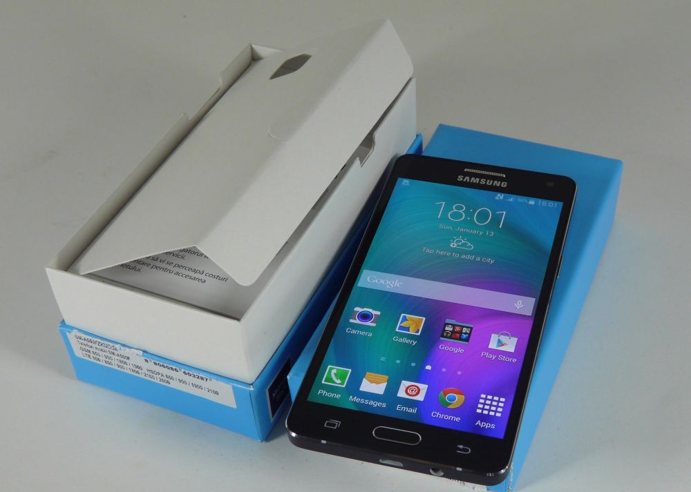 Samsung Galaxy A5 Unboxing Full Metal Smartphone With