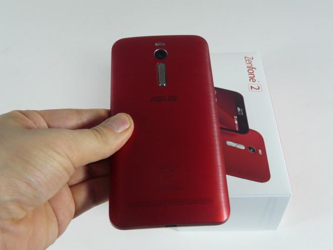 Zenfone 2 back