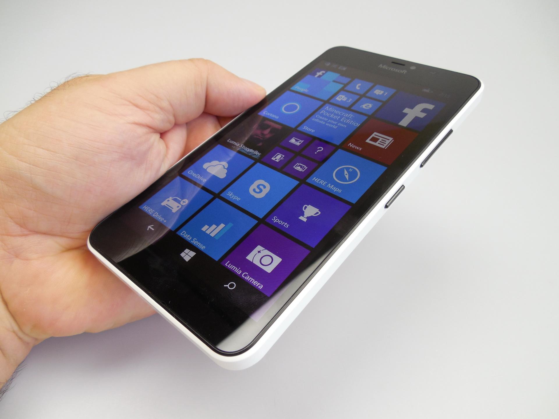 Microsoft lumia 640 lte windows 10