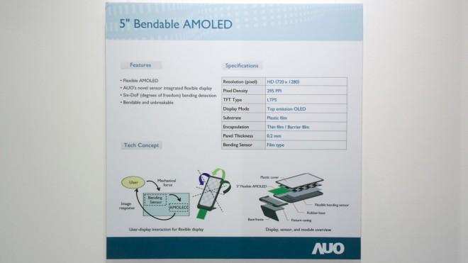 AUO-bendyphone-specs