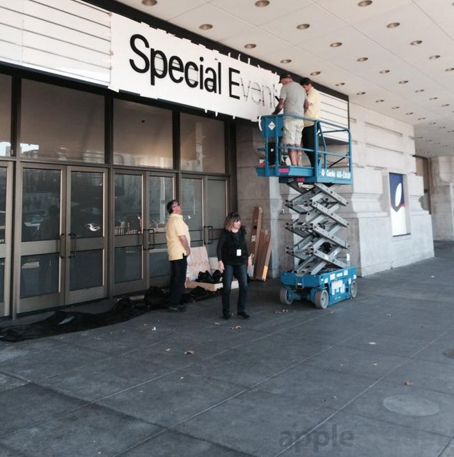 Apple-prepares-Bill-Graham-auditorium-in-San-Francisco-for-Tuesdays-event (1)