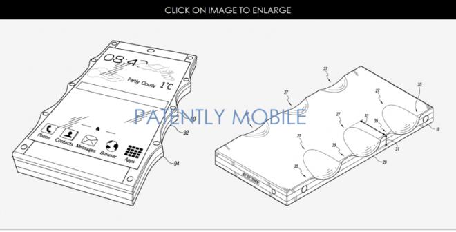 google finger grip smartphone housing